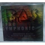 Cd Brazil Afro Symphonic Armandinho Macedo Olodum Lacrado