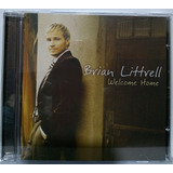 Cd Brian Littrell Welcome Home 2006 Novo