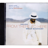 Cd Brian Mcknight   From There To Here 1989 2002   Novo