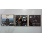 Cd Brian Mcknight Back At One Ivete Sangalo 3cds