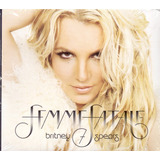 Cd Britney Spears   Femme Fatale   Pac