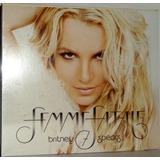 Cd Britney Spears   Femme Fatale Digipack