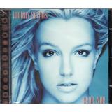 Cd Britney Spears   In The Zone