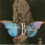 Cd Britney Spears   The Remixes  Vol  2