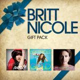 Cd Britt Nicole 3 Cd Gift Pack