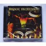 Cd Bruce Dickinson   Tyranny Of Souls  Made In Eu Lacrado