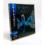 Cd Bruce Dickinson Killing Floor 1998 Single Japonês Lacrado