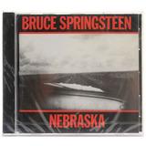 Cd Bruce Springsteen   Nebraska   Importado   Lacrado