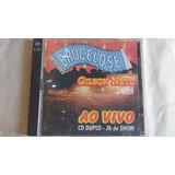 Cd Brucelose E Gilson Neto Ao Vivo 3h De Show   Duplo