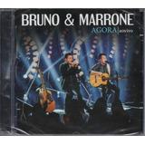 Cd Bruno E Marrone   Agora   Ao Vivo