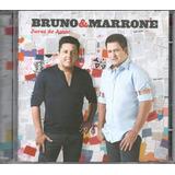 Cd Bruno E Marrone   Juras De Amor