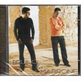 Cd Bruno E Marrone   Meu Presente É Você