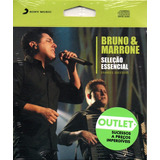 Cd Bruno E Marrone   Seleção Essencial Grandes Sucessos