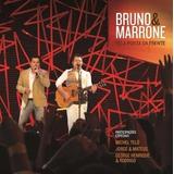 Cd Bruno E Marrone Pela Porta Da Frente Original Novo