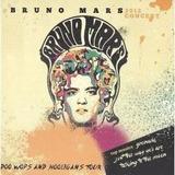 Cd Bruno Mars   Concert 2012