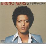 Cd Bruno Mars   Unorthodox Jukebox