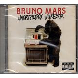 Cd Bruno Mars   Unorthodox Vukebox