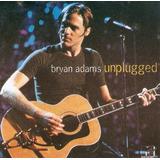 Cd Bryan Adams   Mtv Unplugged