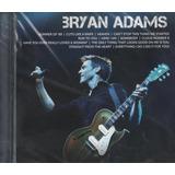 Cd Bryan Adams Icon 2010 Universal Lacrado