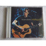 Cd Bryan Adams Unplugged 1997   Original   Novo   Lacrado