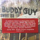 Cd Buddy Guy Sweet Tea Importado Lacrado Original Blues Usa
