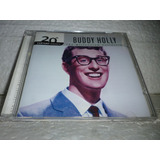 Cd Buddy Holly The Best Of 20th Century 1999 Usa