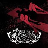 Cd Bullet For My Valentine Poison Novo Lacrado Original