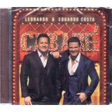 Cd Cabaré Leonardo E Eduardo Costa Original Lacrado