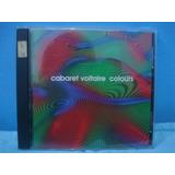 Cd Cabaret Voltaire   Colours  Importado