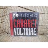 Cd Cabaret Voltaire Remixed Nacional