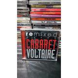 Cd Cabaret Voltaire Remixed Novo De Fabrica Original