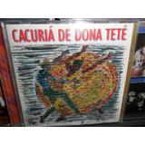 Cd Cacuriá    De Dona Teté Música Maranhense