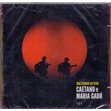 Cd Caetano E Maria Gadú   Multishow Ao Vivo Cd 1