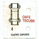 Cd Café Tacuba Cuatro Caminos