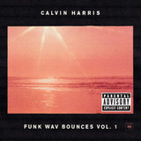 Cd Calvin Harris   Funk Wav Bounces Vol 1