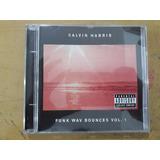 Cd Calvin Harris   Funk Wav Bounces Vol 1