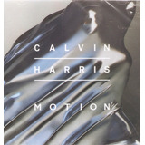 Cd Calvin Harris   Motion   Novo Lacrado