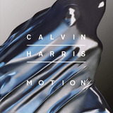 Cd Calvin Harris   Motion Original Novo Lacrado