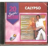 Cd Calypso   20 Supersucessos  Adilson Ramos Jose Ribeiro