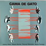 Cd Cama De Gato   Melância 1986 Arthur Maia   1 Edição   Aa