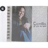 Cd Camilla So Pra Te Amar    H2