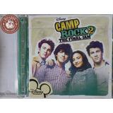 Cd Camp Rock 2 The Final Jam   Veja O Video   E3
