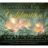 Cd Canadian Brass   Celebration   Importado