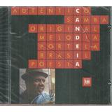 Cd Candeia 1970 Samba Da Antiga Reed 2011 Discobertas Lacrdo