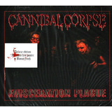 Cd Cannibal Corpse Evisceration Plague   Slipcase C  Poster
