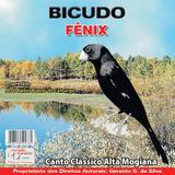Cd Canto Pássaros   Bicudo   Canto Clássico Alta Mogiana