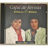 Cd Capa De Revista Gilberto Gilmar Memoria  Bras   B7