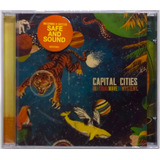 Cd Capital Cities In A Tidal Wave Of Mystery Safe And Sound