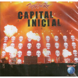 Cd Capital Inicial   Ao Vivo Rock In Rio   Novo Lacrado