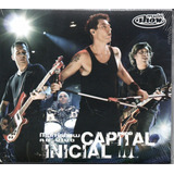 Cd Capital Inicial   Multishow Ao Vivo